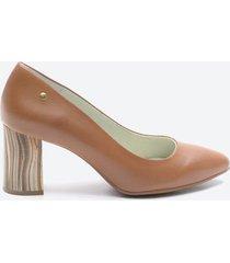 zapato formal mujer pikolinos z0ny caramelo