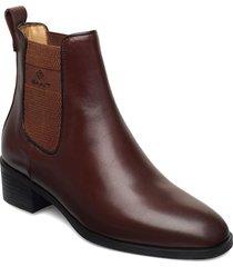 dellar chelsea shoes chelsea boots brun gant