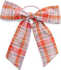 madewell oversize bow hair tie