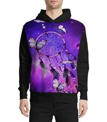 moletom stompy dream catcher masculino