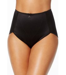 leonisa women's firm tummy-control high-waist panty 0243