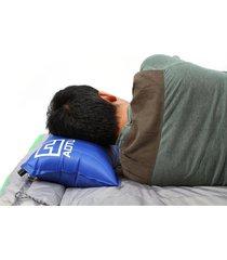 automáticas inflables almohadas saco de dormir