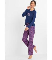 pyjamashirt van biologisch katoen