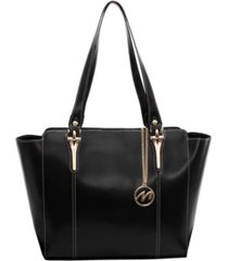 mcklein alicia ladies tote with tablet pocket
