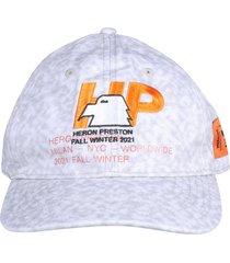heron preston hp eagle baseball cap
