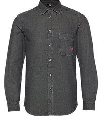 d-billy shirt skjorta casual grå diesel men