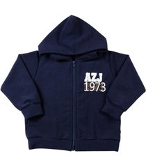 casaco infantil malha sarja lop azj 1974