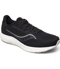 freedom 4 shoes sport shoes running shoes svart saucony