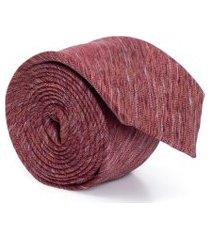 gravata gv - vermelho