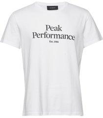 m original tee t-shirts short-sleeved vit peak performance
