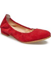 ***ballerina*** ballerinaskor ballerinas röd angulus