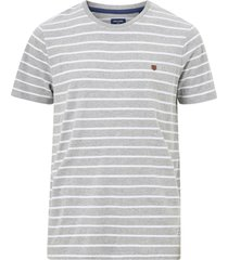 t-shirt jprblutom tee ss stripe crew neck