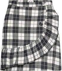 sabeeha kort kjol svart baum und pferdgarten