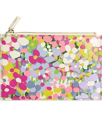 kate spade new york floral dot 6-piece pencil pouch set
