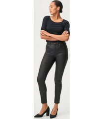 byxor thea high waist coated