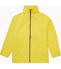 tommy hilfiger men's essential rain jacket sulphur - xxxl