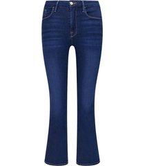 jeans le crop mini boot