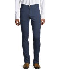 vintage 1946 men's slim-fit pants - navy - size 38