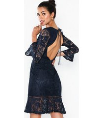 nly eve lace frill dress skater dresses