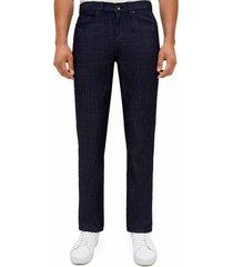 jeans slim indigo perry ellis