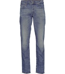 3301 tapered jeans blå g-star raw