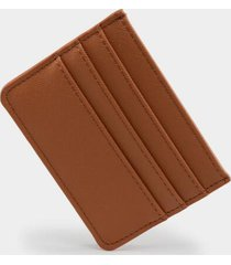 kelly card case - cognac