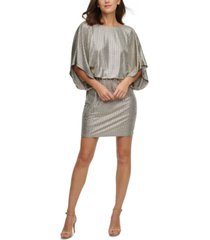 jessica howard dolman-sleeve sheath dress