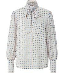 blouse lange mouwen van uta raasch multicolour