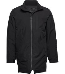 race insulated parka parka jacka svart sail racing