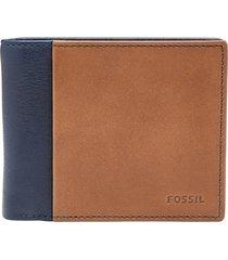 billetera fossil - ml3918400 - hombres