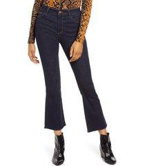 women's dl1961 bridget instasculpt high waist crop bootcut jeans