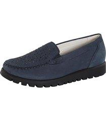 loafers waldläufer mörkblå