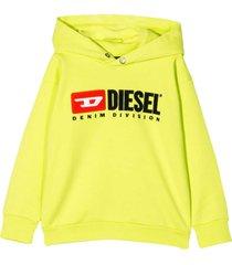 diesel diesel sweatshirt with logo