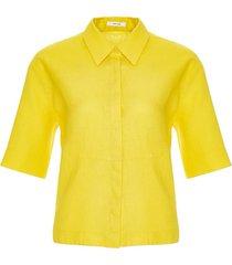 opus linnen blouse friedi linen
