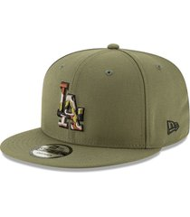 gorra verde new era 950 los angeles dodgers-new era