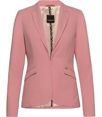 blazer long-sleeve blazers business blazers roze taifun