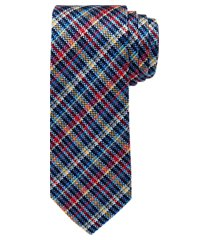 reserve collection horizontal plaid tie