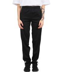 balenciaga black tracksuit trousers