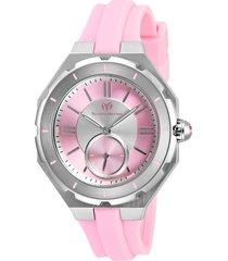 reloj rosado technomarine tm-118003 - superbrands