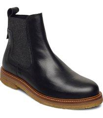 brenda 2b shoes chelsea boots svart marc o'polo