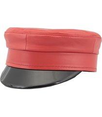 ruslan baginskiy baker boy red cap