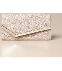 jimmy choo crossbody bags emmie jimmy choo glitter clutch