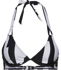 beach tops with wire bikinitop svart esprit bodywear women