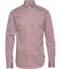 trostol b1 skjorta business lila matinique