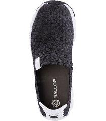 ballop sneakers aloha ballop mörkgrå