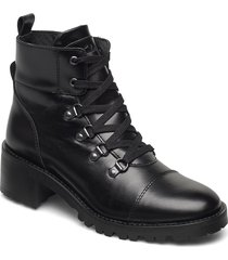 roseleigh sky shoes boots ankle boots ankle boot - heel svart clarks