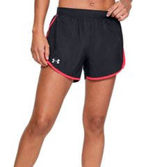 korte broek under armour fly by 2.0 shorts 1350196-003