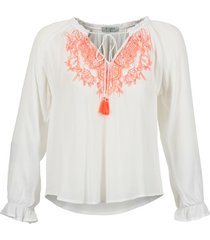 blouse betty london ermila