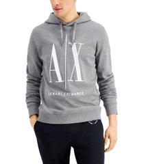 ax armani exchange icon hoodie
