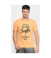 camiseta mood surfer masculina
